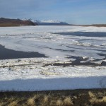 May 15 - The Aniak Slough Is Partly Open & Passing Water