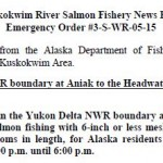 State Managers Announce First Ever Elders Fishery for the Kuskokwim on June 20th.