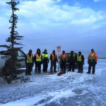 Middle Kuskokwim Communities Work Together to Establish Safe Ice Road System to the Lower Kuskokwim: